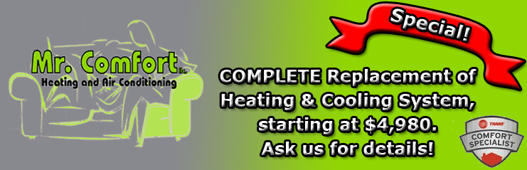 HVAC Contractor in Maryland