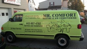Mr Comfort Cooling and Heating of Delaware