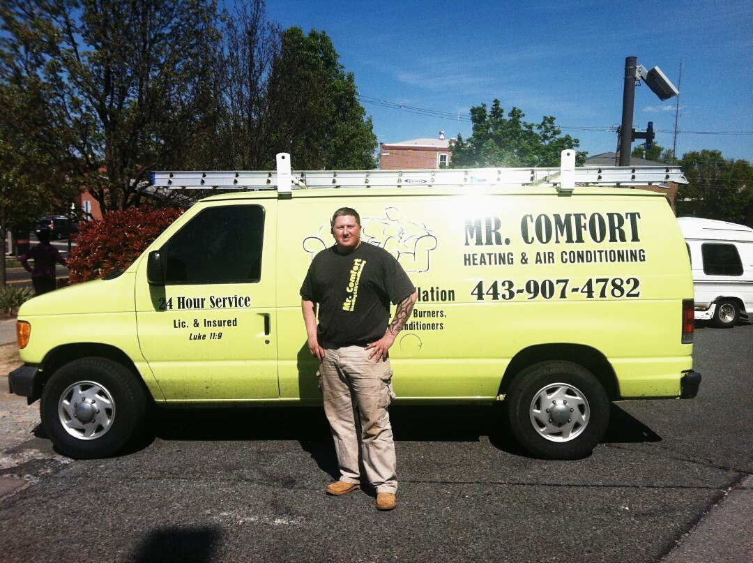 AboutOur HVAC Services in Elkton, MD