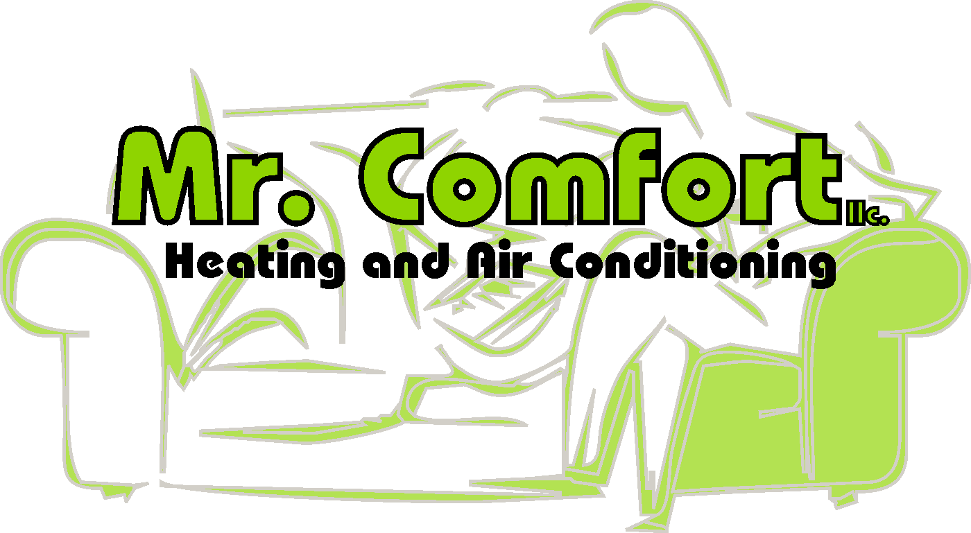Mr Comfort Web logo